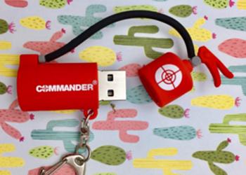 custom made flash drive