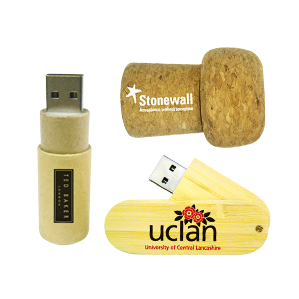 Eco USB Flash Drives