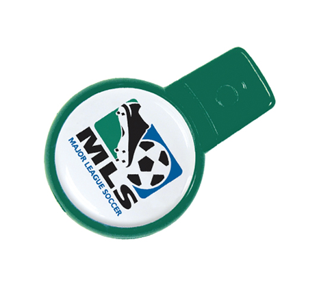 Promotional MLS circle flash drive