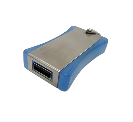 Retractable branded usb stick