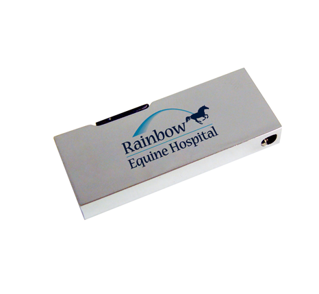 Rainbow Equine Hospital promotional usb stick