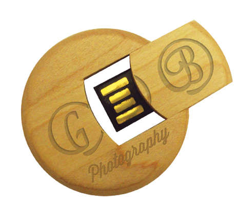 Eco friendly memory stick