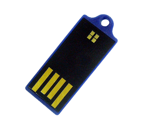 Small branded memory stick