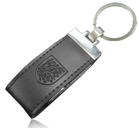 Football Association promotional leather flash drive