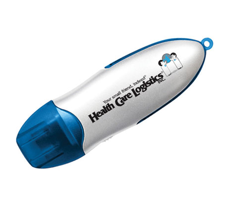 Health care Logistics promotional flash drive