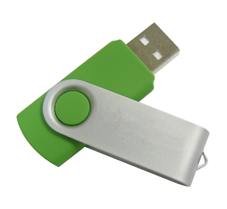 Eco-friendly memory sticks
