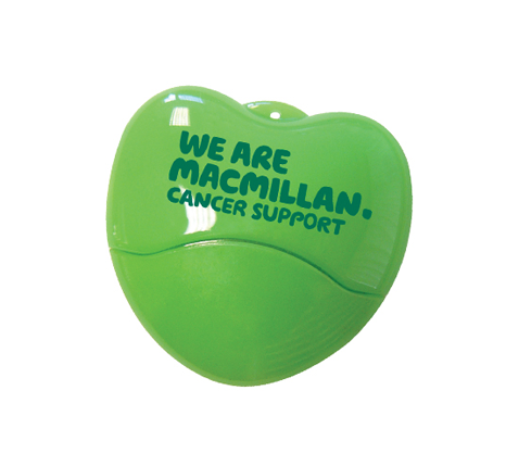Macmillan cancer support promotional usb drive