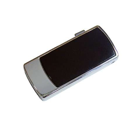 etractable metal and plastic usb flash drive