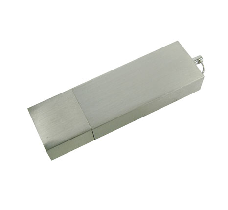 Silver metal bulk usb sticks