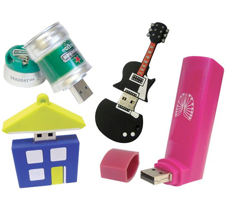 Bespoke promotional usb sticks & flash drives