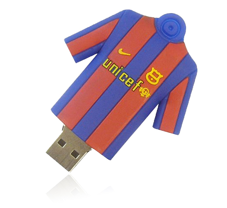 custom football shirt memory sticks