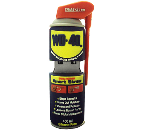 Promotional WD40 usb stick