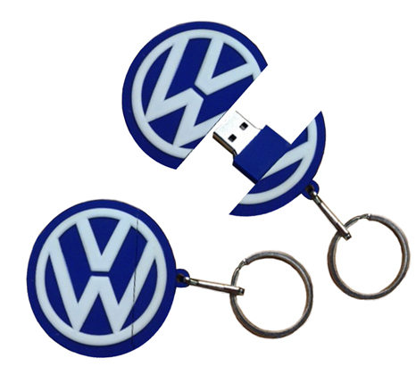 VW Logo USB Stick