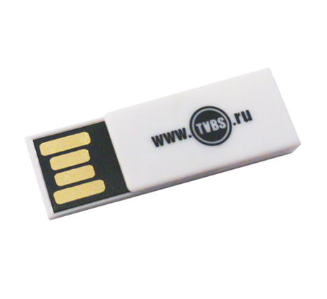 TVBS promotional usb flash drive