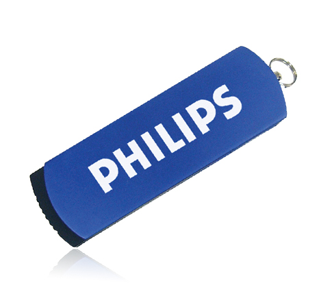 Philips branded usb flash drive