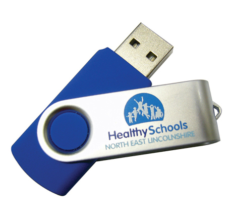 Healthy Schools usb 3.0 branded drive