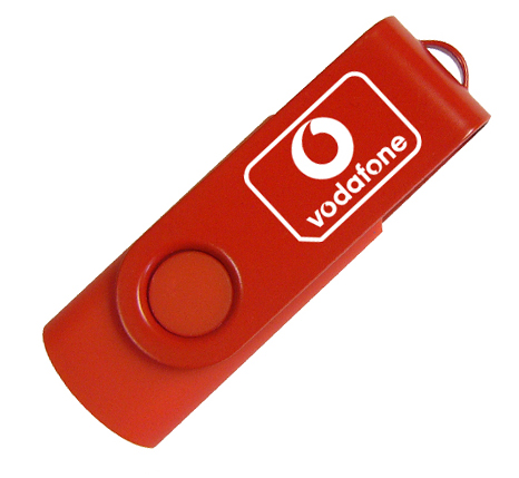 Vodafone personalised usb stick