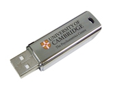 Shiny USB Flash Drive