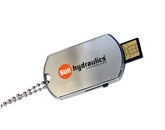Identity USB Flash Drive